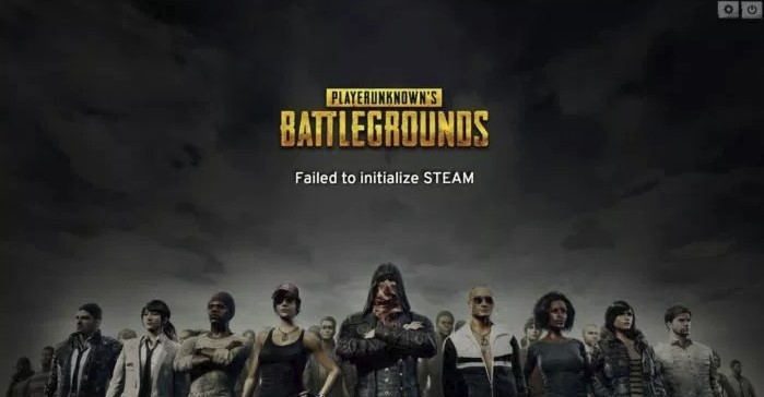 failed to initialize steam